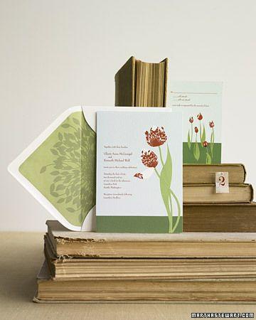 Flower Wedding Invitations: Cards Ideas, Envelopes Liner, Flowers Wedding, Colors Schemes, Invitations Wedding Ideas, Invitations Design, Invitacion Bodas, Floral Wedding Invitations, Invitations Weddingidea