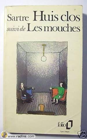 Huis Clos suivi de Les Mouches - Jean Paul Sartre