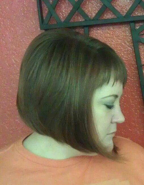 Swing bobTrendy Hairstyles, Swings Bobs