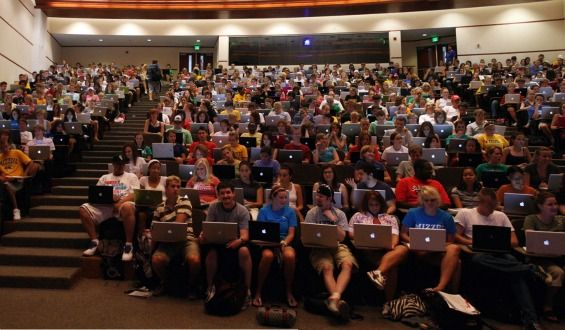 """Why I'm Asking you Not to Use Laptops"" by Anne Curzan - from The Chronicle of Higher Education"
