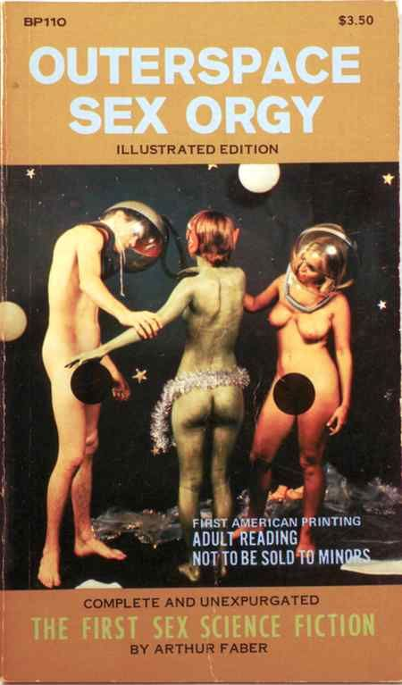 mythique.: Sex Science, Outer Space, Scifi, Book, Science Fiction, Outerspace Sex, Pulp Fiction, Sex Orgy