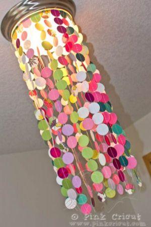 Best 25 homemade chandelier ideas on pinterest diy chandelier diy girly chandelier want this in my room aloadofball Choice Image