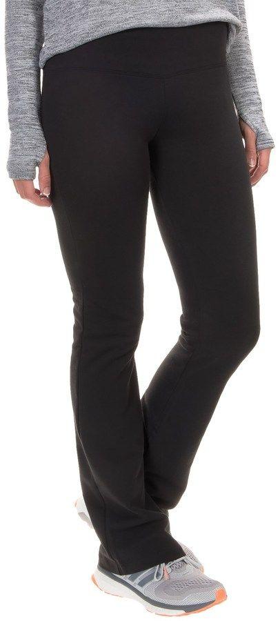 Marika Balance Collection Flat-Waist Fleece Pants (For Women)