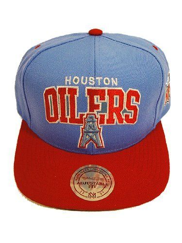 17 Best images about Houston Oilers on Pinterest | Football, Football program and Snapback hats