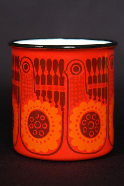 Finel enamel mug