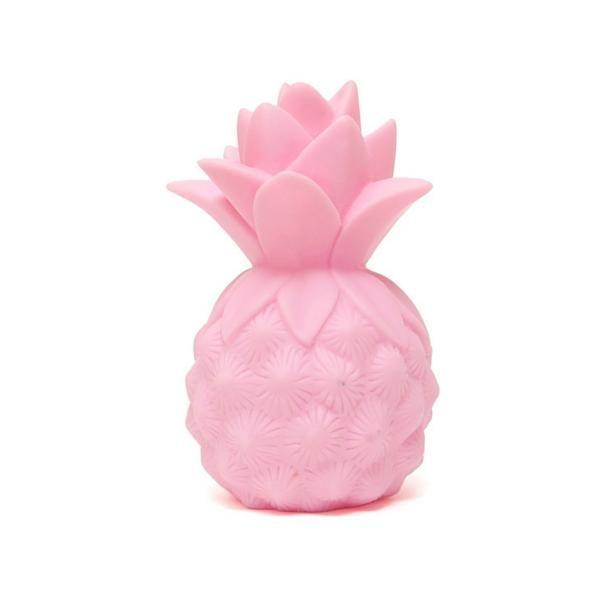 Nachtlicht, Ananas, rosa