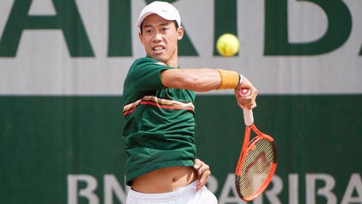 Destrotennis: Al Roland Garros si comincia a fare sul serio e abbiamo le prime due sorprese. Nishikori finalmente si fa notare e la Muguruza eliminata.