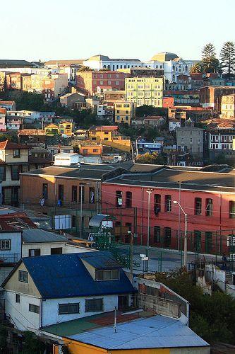 Valparaiso, Chile  (Cerros)