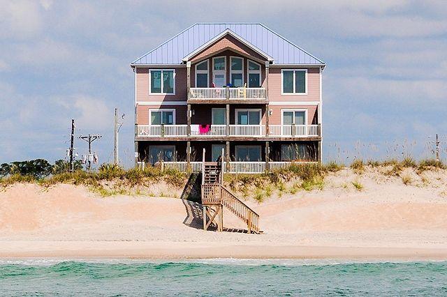 25  Best Ideas About Topsail Island Vacation Rentals On