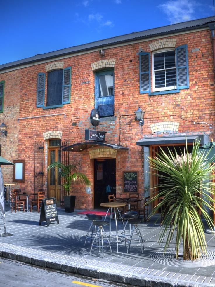 Pub in Newmarket, Auckland, NZ