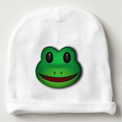 #cute #baby #beanies #babybeanies - #Hop on over to check out this Frog Design Baby Beanie