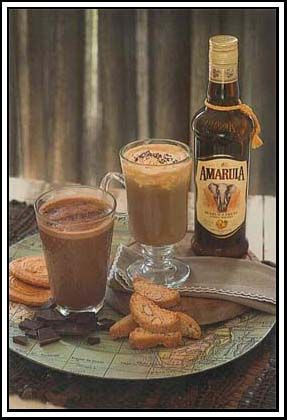 Thermomix Amarula Coffee. Amarula is a deliciously smooth cream liqueur made from the fruit of the marula tree. Amarula liqueur is South Africa's biggest export. You can replace the Amarula with whisky or any other cream liqueur.