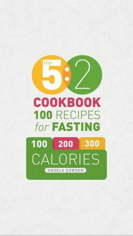 screenshot of 5:2 Fasting Diet Recipes iOS application