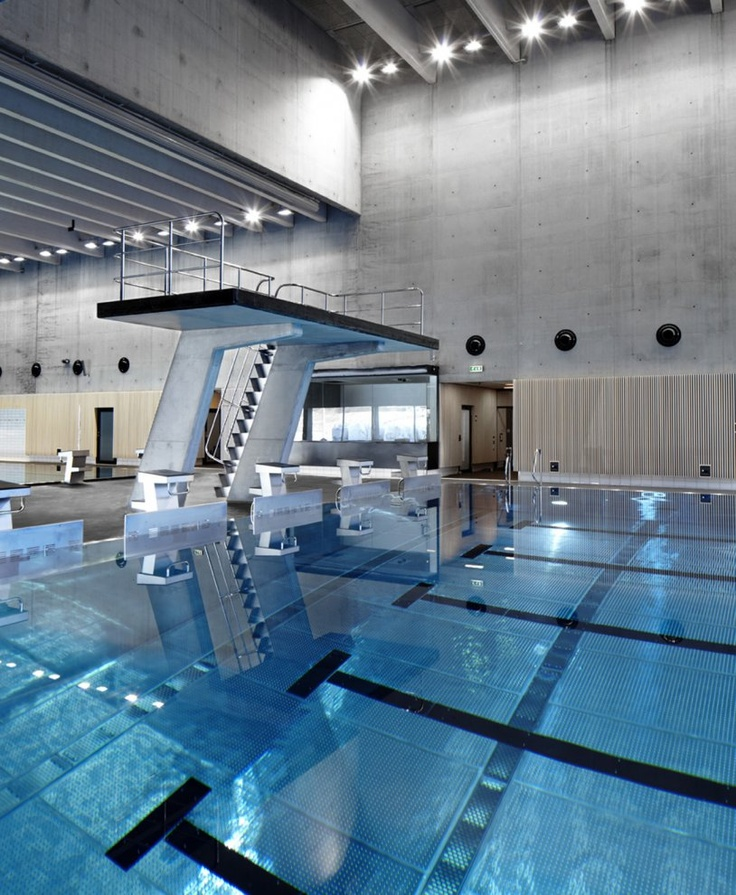 157 best type swimming pool images on pinterest for Pool design course