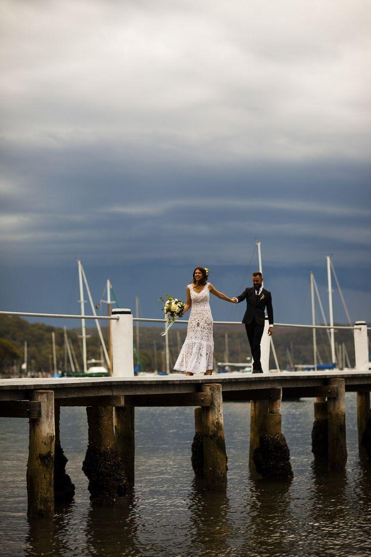 NORTHERN BEACHES WEDDING ~ CLAREVILLE BEACH & AVALON SAILING CLUB ~ LAURA & DAN » Photography