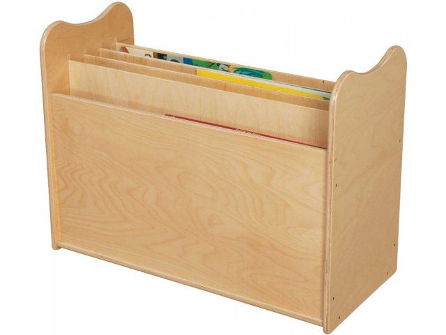 Big Book Storage Cart