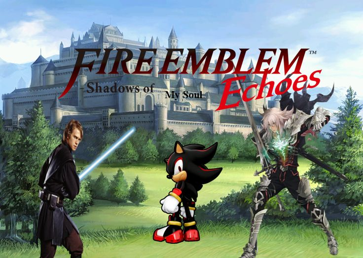 New Fire Emblem Echoes Revealed!