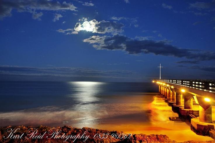 Shark Rock Pier, Port Elizabeth