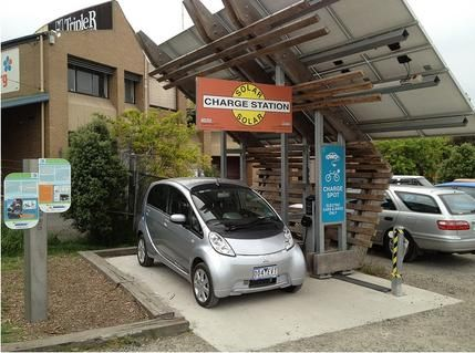 Best Electric Car Charging Stations Images On Pinterest