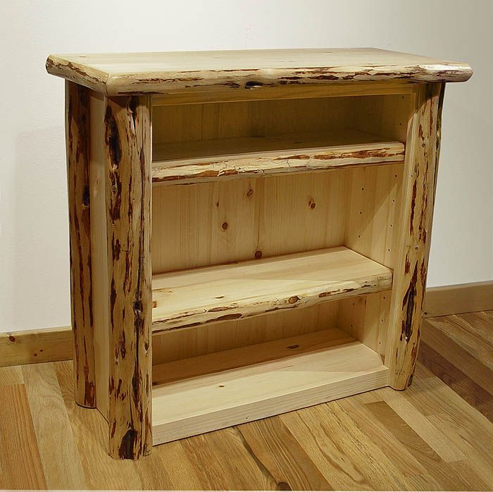 Reclaimed Barn Wood Rustic Heritage Bookcase Small By MistyMtnFurn