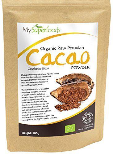 Raw Organic Cacao Powder (500g) | Highest Quality Availab... https://www.amazon.co.uk/dp/B019KEI2RY/ref=cm_sw_r_pi_dp_x_ZwwdAbWJ9MBAB