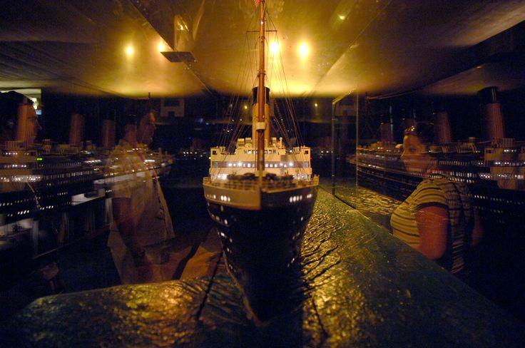 La exposición 'Titanic. The Exhibition y el espacio Fernán Gómez presentan una exposición única sobre la travesía que nunca llegó a puerto.