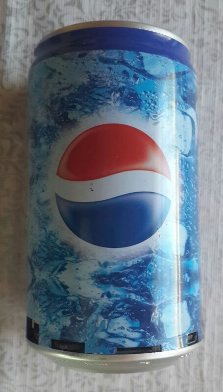 Pepsi Shape Design Can Audio MP3 Speaker