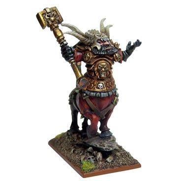 Abyssal Dwarf Half-Breed Champion