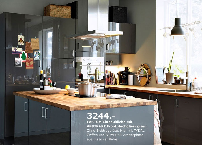 88 best Lights images on Pinterest Live, Home and Ikea hacks - ikea k che faktum wei hochglanz