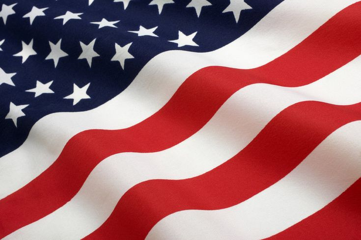 American Flag for 4th of July aka Independence Day