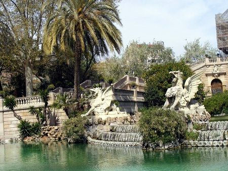 5 Wicked Parks in Barcelona