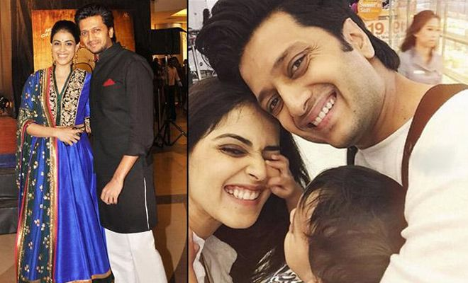 It's a boy again! #RiteishDeshmukh and #GeneliaD'Souza welcome their second #child