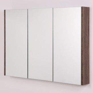 The Aspen™ slimline 900mm mirror cabinet in walnut is compatible with  the Aspen™ bathroom furniture range the Tabor furniture range the TD bathroom furniture and all of our Walnut bathroom furniture sets.