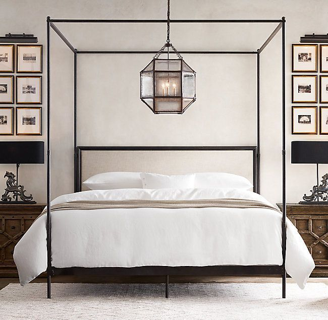 Best 25 iron canopy bed ideas on pinterest canopy beds for French style gazebo