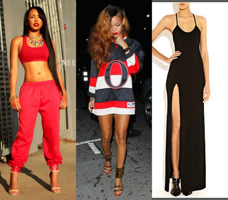 Aaliyah Tomboy Outfits
