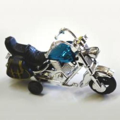 Wholesale Toy Motorcycle With Pull Back Action (Case of 72)