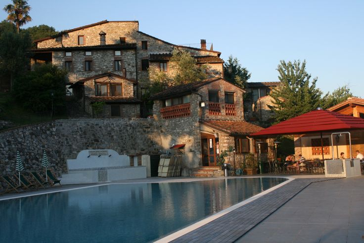Borgo Giusto - veduta laterale Solo su http://selection.corriere.it/, fino al 24 luglio.