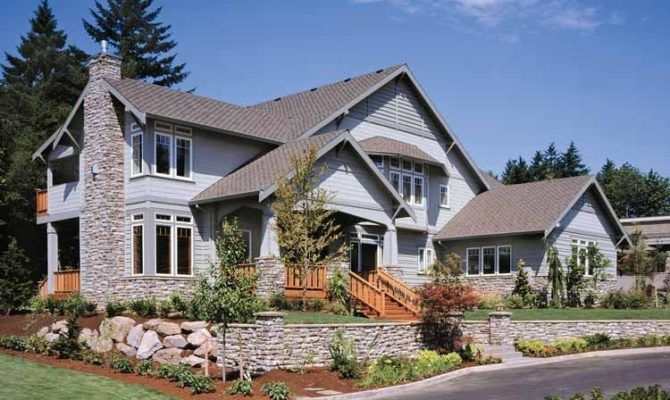 Old Craftsman Style Homes Home Exterior Design Ideas With Images Craftsman Style House Plans Craftsman House Plans Craftsman House