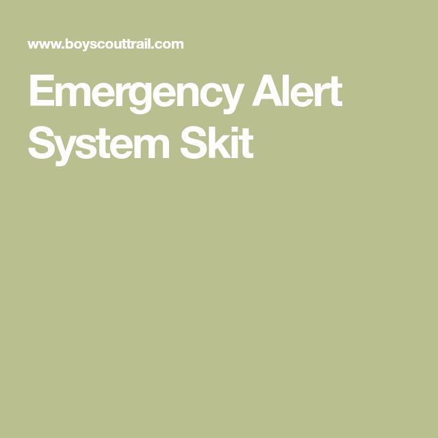 Best  Emergency Alert System Ideas On   Emergency