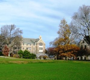See What It Takes To Get Into Connecticut College: Connecticut College