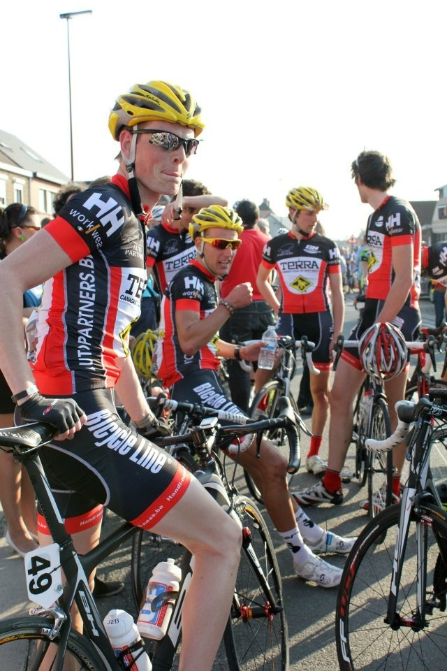 Terra Team Wear Bicycle Line