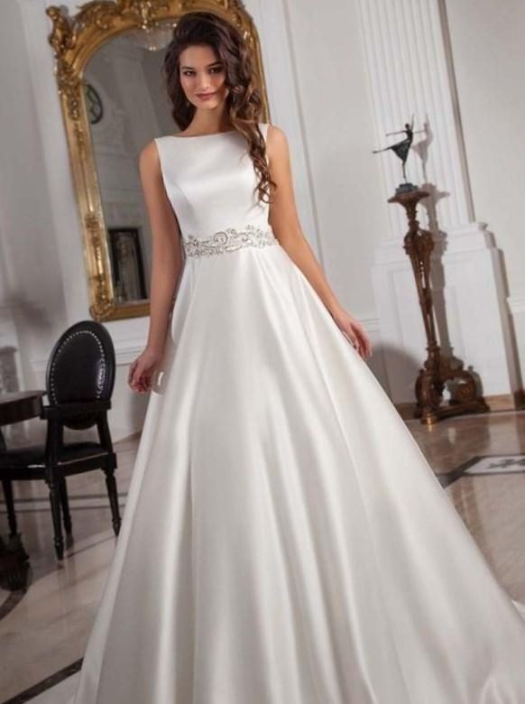Свадебное платье строгое - http://1svadebnoeplate.ru/svadebnoe-plate-strogoe-3406/ #свадьба #платье #свадебноеплатье #торжество #невеста