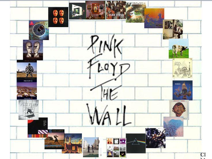 Pink Floyd Albums  Created by CIM