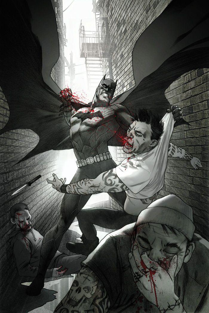 Joshua Middleton (Batman)