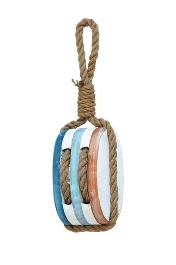 Wood Rope Nautical Decor