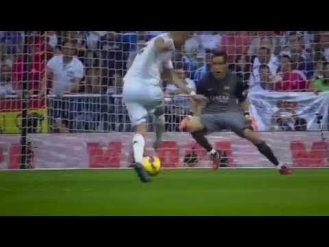 【クラシコ最新試合】レアルマドリード vs バルセロナ 全ゴール集 2014年10月25日 - YouTube