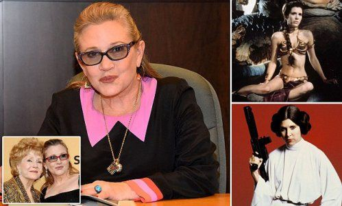 And 2016 has taken another one. RIP Carrie Fisher. (Princess Leia from Star Wars)Carrie Fi #news #alternativenews