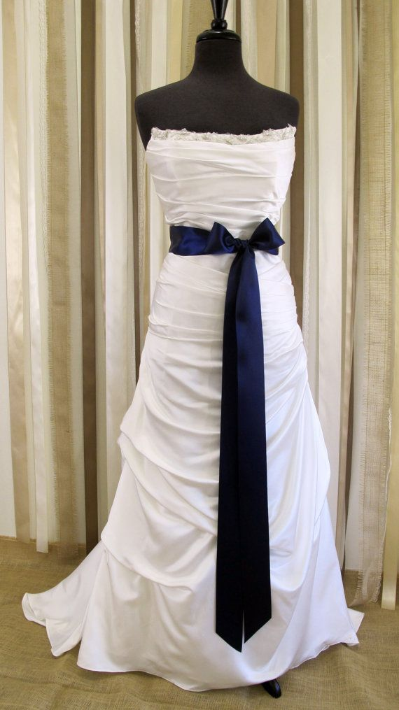 82 best navy blue and orange wedding images on pinterest for Navy dress for fall wedding