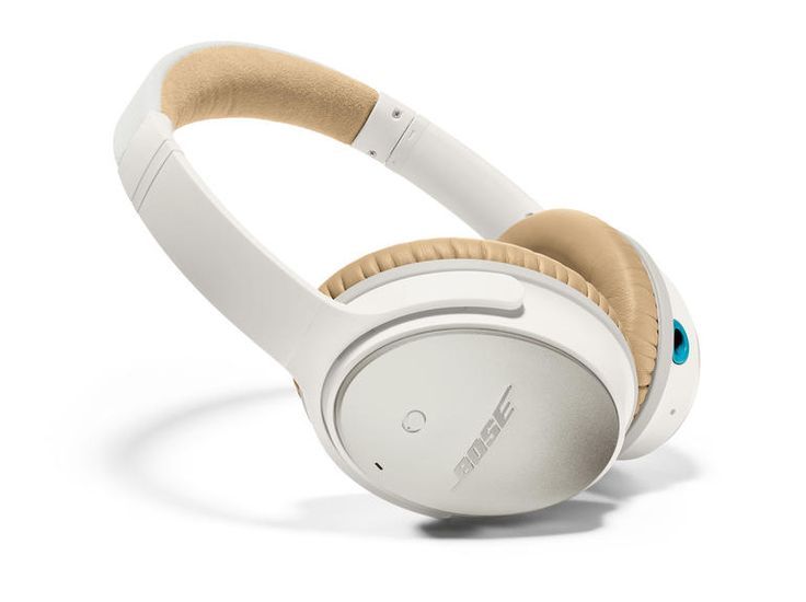 Here's a sneak preview of the newly upgraded Bose noise-cancelling headphones.  They were re-engineered to sit closer to the head and the ear cushions and earcups are made for comfort.  Also, for an additional $100, you can create a custom finish for the QC 25.