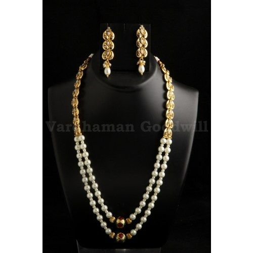 exclusive indian ethnic jewellery - Necklaces by Vardhaman Goodwill